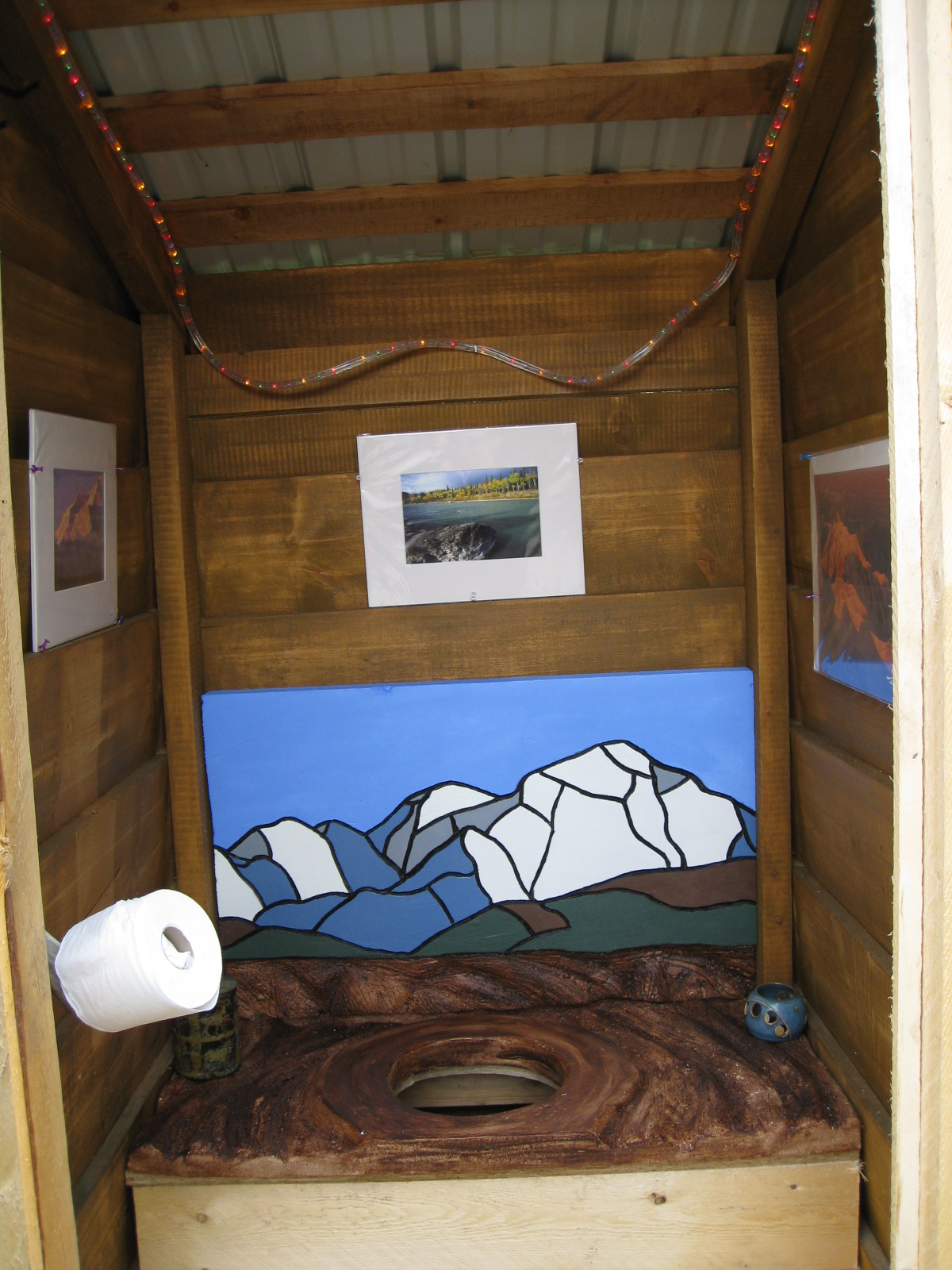 Magnificent Polaranimals Outhouses In Alaska Largest Home Design Picture Inspirations Pitcheantrous